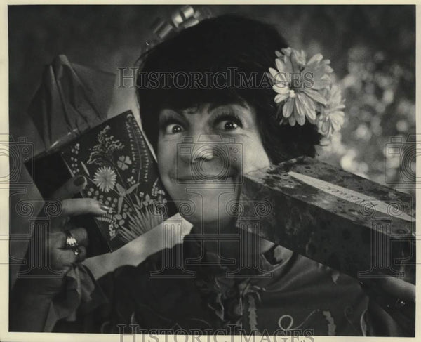1978 Press Photo Jo Anne Worley, television actress - mjc41164 - Historic Images