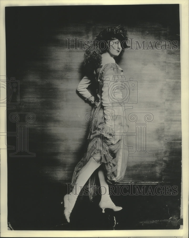1920, Actress Peggy Hopkins Joyce - Historic Images