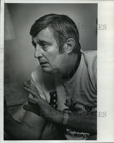 1978 Press Photo Milwaukee Bucks basketball assistant, John Killilea - mjt03732 - Historic Images