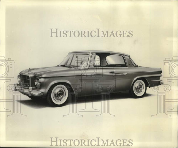 1962 Press Photo 1962 Studebaker Lark Daytona Hardtop - mjx68987 - Historic Images