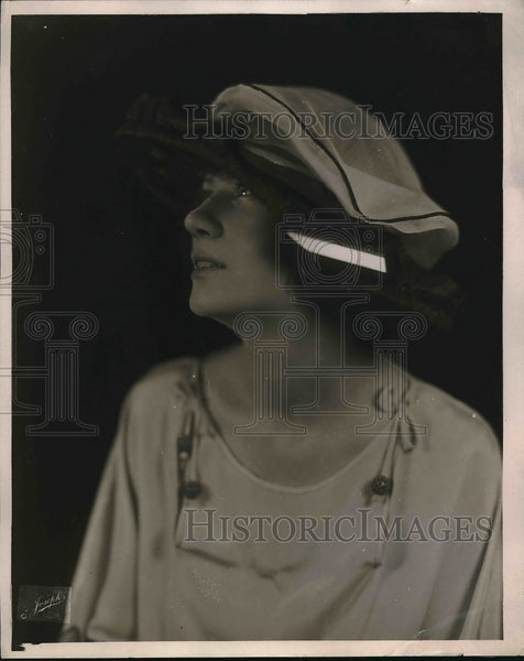 1921 Hat Fashion from Joseph - Historic Images