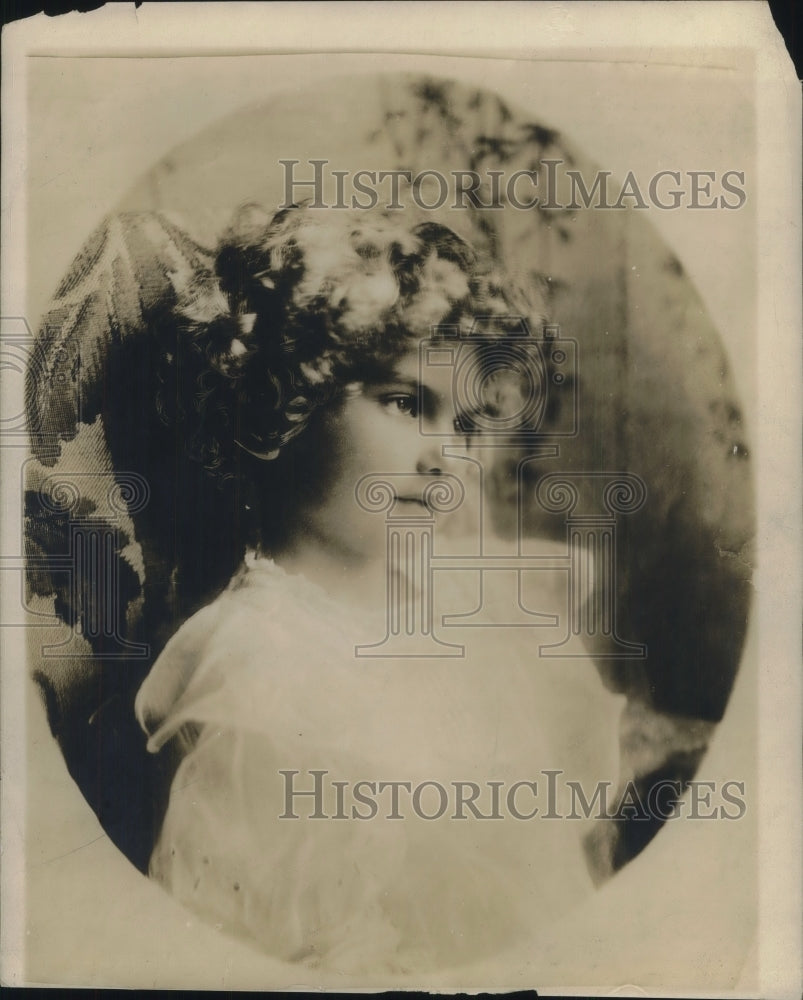 1919 Miss Harriet Pratt of NY - Historic Images