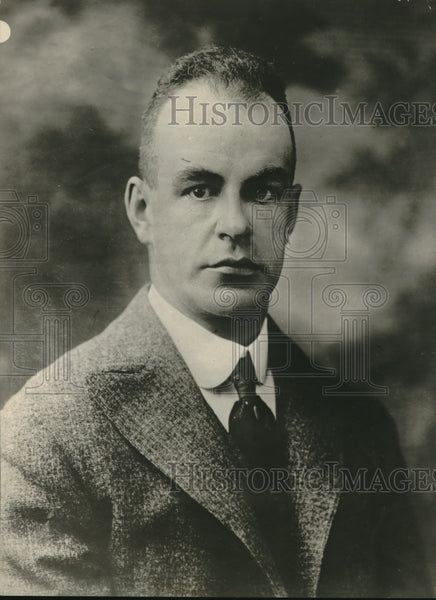 1918 Ernest Martin ,11th President of Darthmouth. - Historic Images