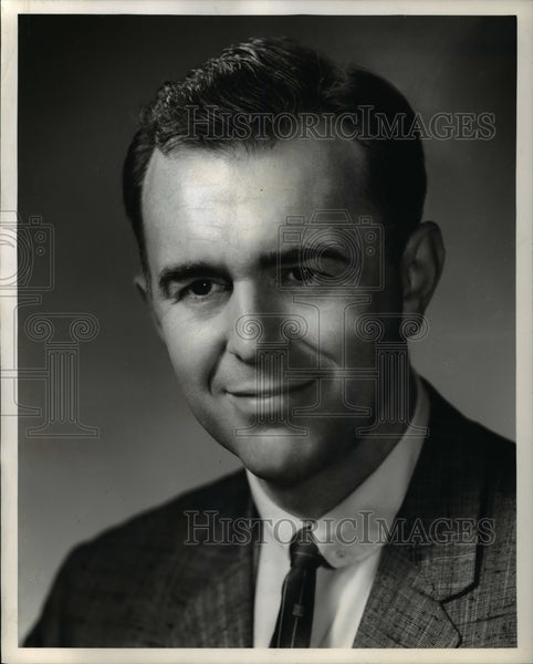 1960 Preston H. Oren Property Manager Mortgage Exchange, Inc. - Historic Images