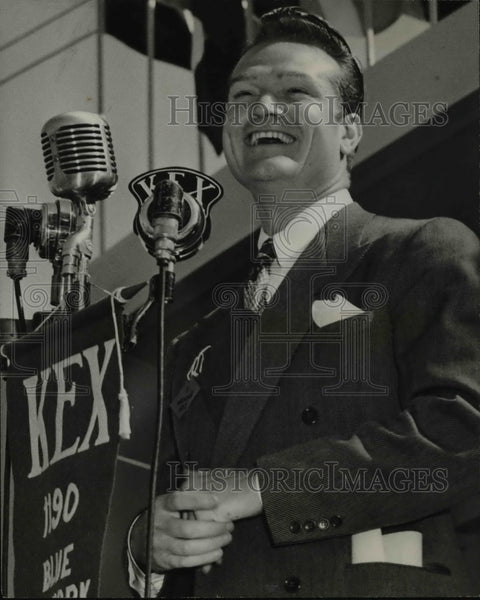 1943 Red Skelton - Historic Images