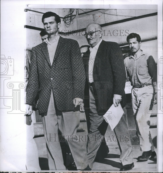 Robert spears Guilty Interstate Transport - Historic Images