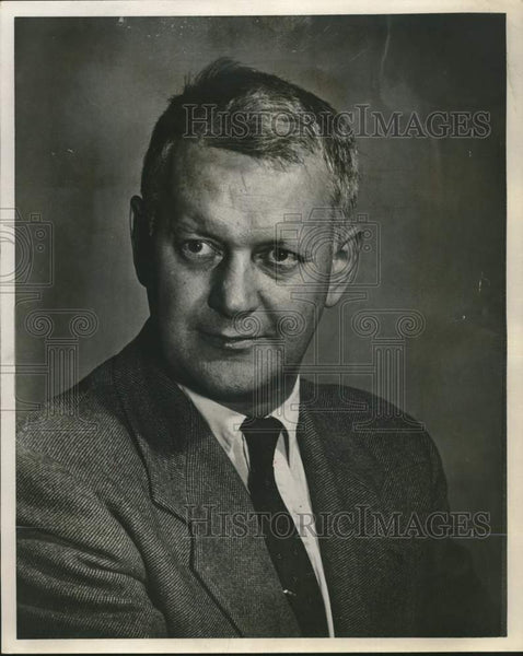 Press Photo Endocrinologist Dr. Frederic Crosby Bartter - saa01449 - Historic Images