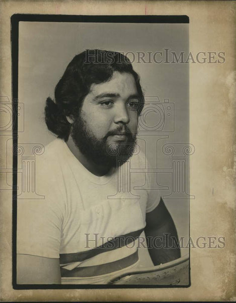 1978 Press Photo San Antonio Express-News photographer Jose Barrera - saa01526 - Historic Images