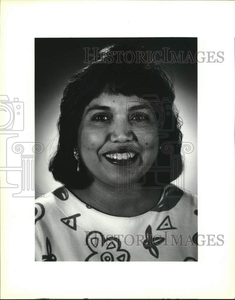 Press Photo Patricia Barrios of the San Antoniio Express-News - saa01543 - Historic Images