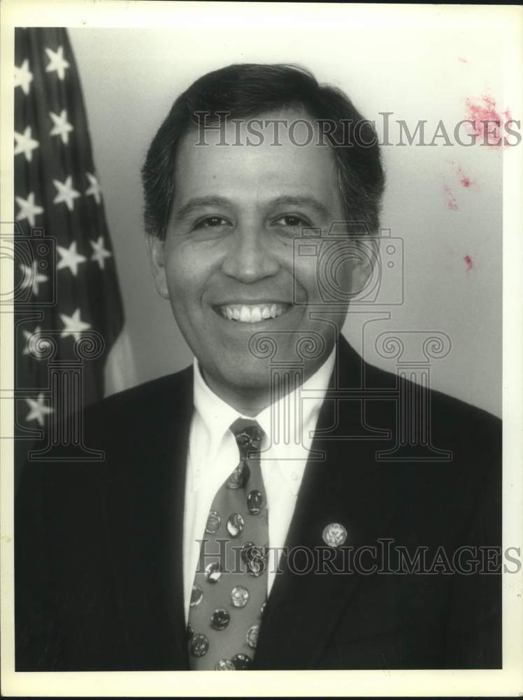 Press Photo United States Representative Henry Bonilla - saa01593 - Historic Images