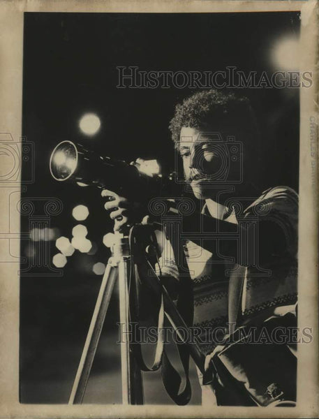 1978 Press Photo San Antonio Express-News photographer Charles Barksdale - Historic Images