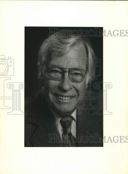 1985 Press Photo Norman R. Anderson - saa01635 - Historic Images