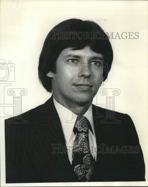 1978 Press Photo Venus Oil vice president Laurent A. Baillargeon - saa01653 - Historic Images