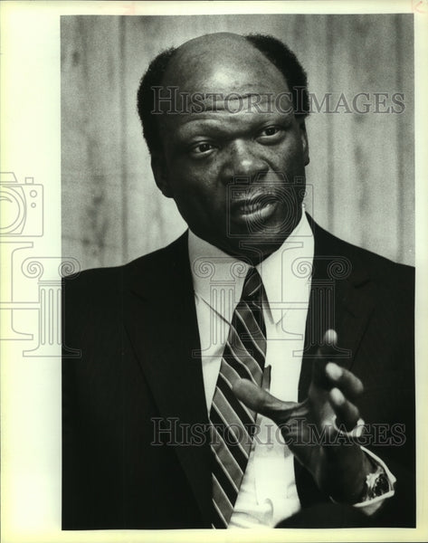 1983 Press Photo Carl Eller - sas11007 - Historic Images