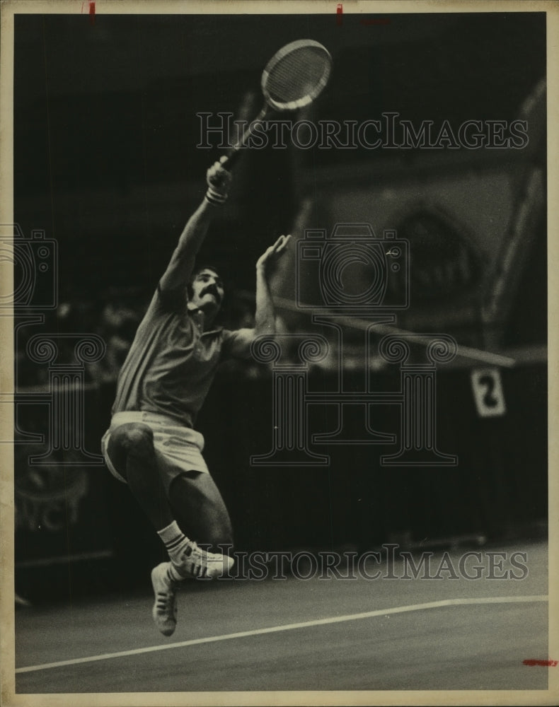 1975 Press Photo Marty Riessen, Tennis Player - sas13112 - Historic Images