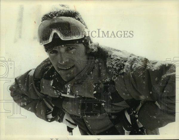 Press Photo Jean-Claud Killy, Skier - sas13454 - Historic Images