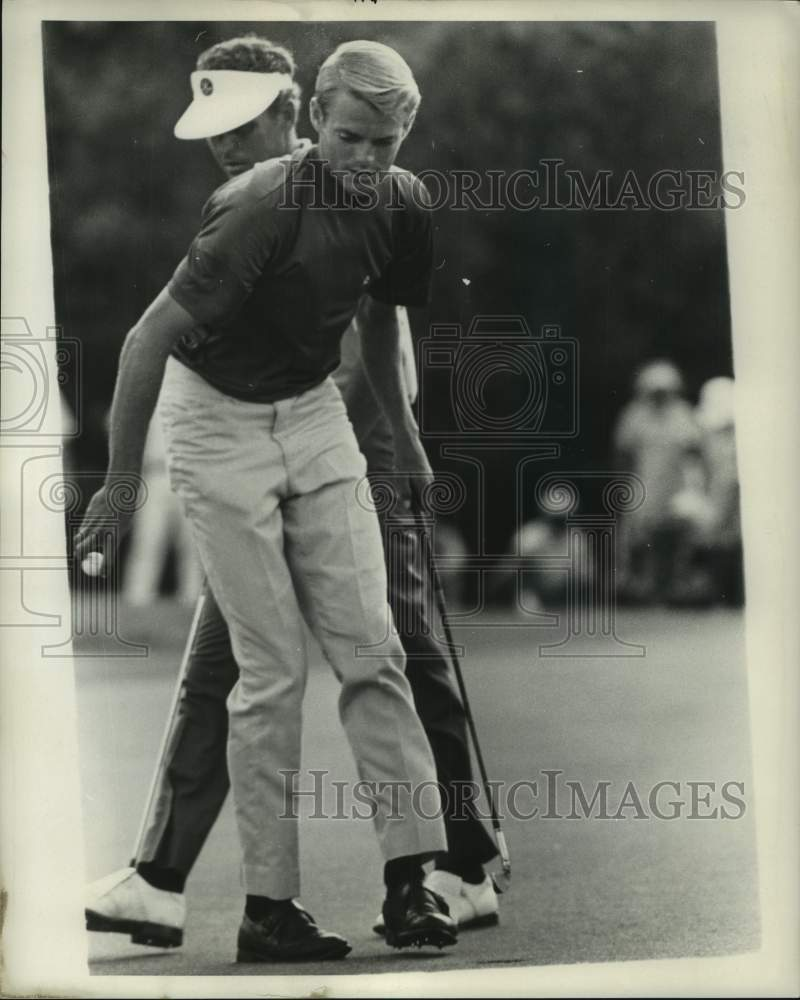 1979 Press Photo Golfer Larry Hinson - sas16821 - Historic Images