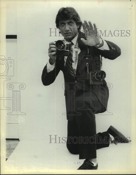 "1981 Press Photo Football player, actor Joe Namath, ""Marriage is Alive and Well"" - Historic Images"