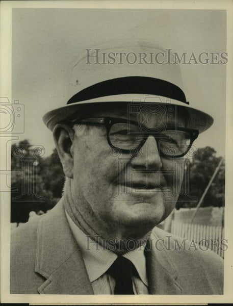Press Photo Golf great Byron Nelson - sas16874 - Historic Images