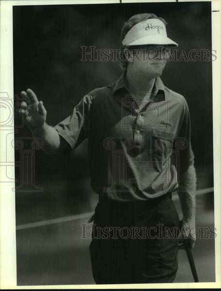 1989 Press Photo Golfer Tom Kite plays a pro-am event - sas17137 - Historic Images