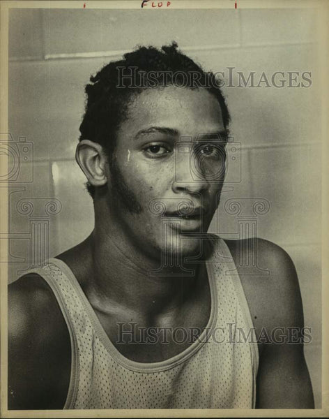Press Photo Basketball player Danny Ivey - sas17143 - Historic Images