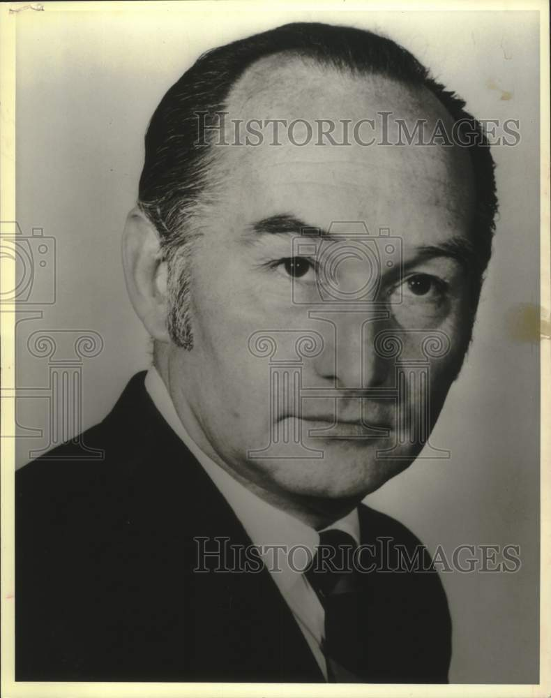 1979 Press Photo Bernard Sauer, Albany, New York Jewish Community Center - Historic Images