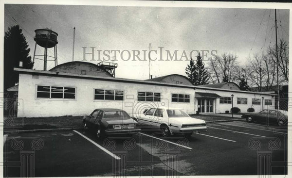 1982 Press Photo Scotia-Glenville School District Headquarters, Scotia, New York - Historic Images