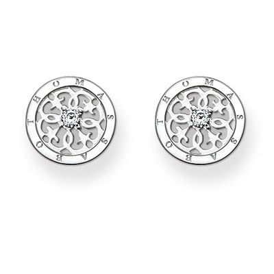 THOMAS SABO FILIGREE CZ STUDS