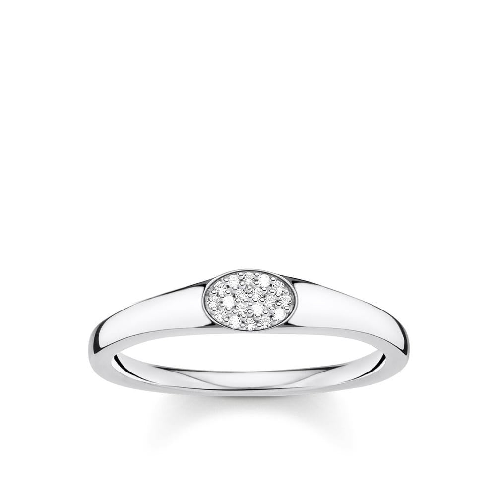 THOMAS SABO CZ RING