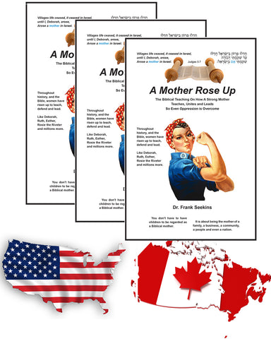 A Mother Rose Up U.S. and Canada Special - 3 books - 50% off