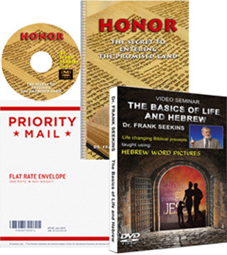 Honor and The Basics of Life and Hebrew US Priority