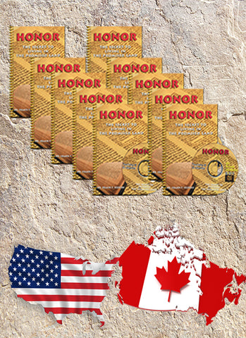 Honor - Holy Days Special 2020 - 10 books US and Canada