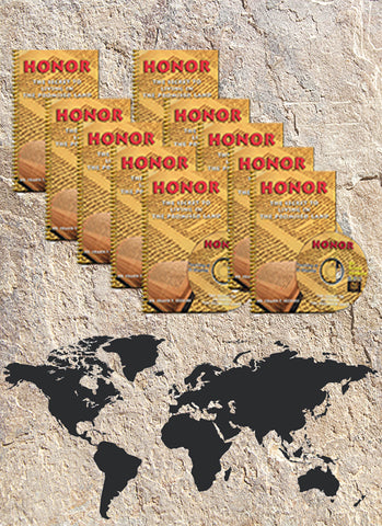 Honor - Holy Days Special 2020 - 10 books Worldwide