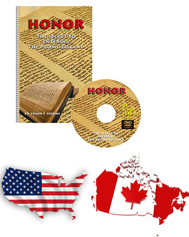 Honor US and Canada shipping