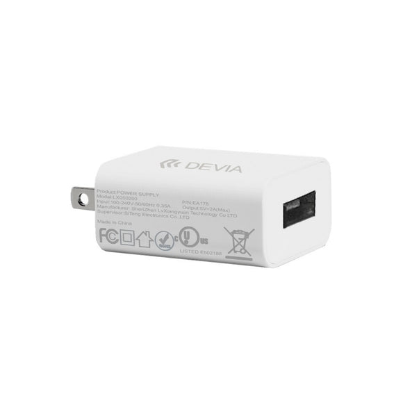 Smart series wall charger ( 5V,2A)