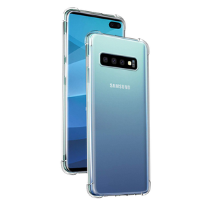 Clear Shockproof TPU Case for Samsung Galaxy Note20 5G