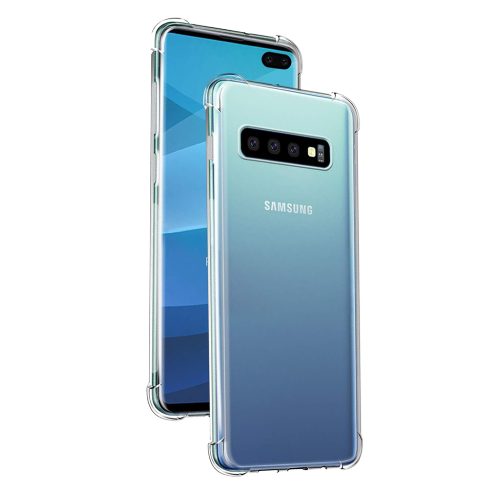 Clear Shockproof TPU Case for Samsung Galaxy Note 8