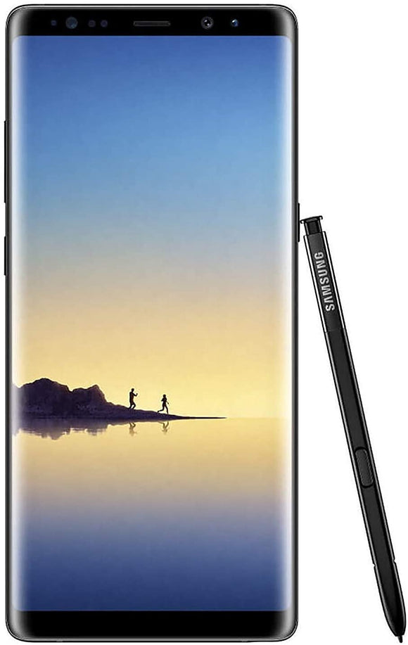 Samsung Galaxy Note 8 (US Version) Factory Unlocked Phone 64GB - Orchid Grey (Renewed)
