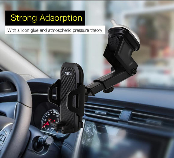 Yesido C 23 Magnetic car cell phone Holder.