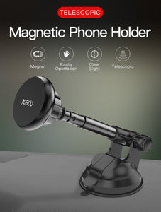 Yesido C41 Phone Car Holder Magnetic  Holder ,Retractable