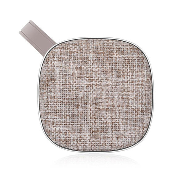 Fabric Portable Speaker