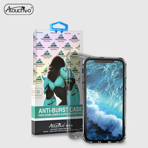 Samsung Galaxy S8 Gorilla Clear Case