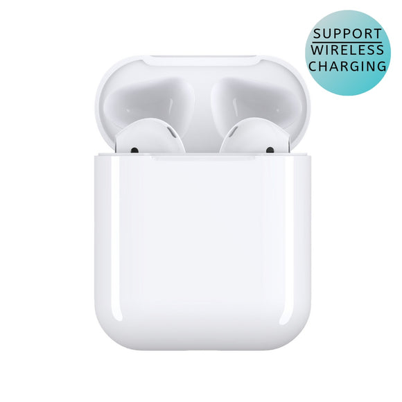 Devia Wireless Bluetooth AirPod With Wireless Charging (V 6.0+)