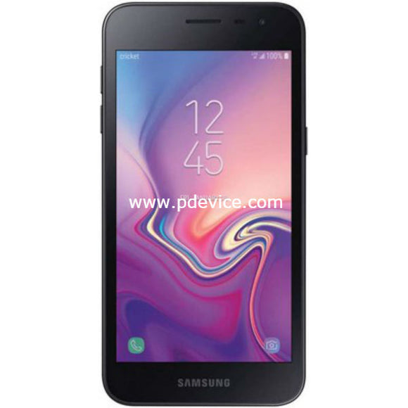 Refurbished Samsung  galaxy J2 pro SM-J260T1 Black Unlocked