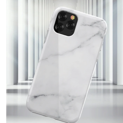 Apple iPhone 11       Marble series case
