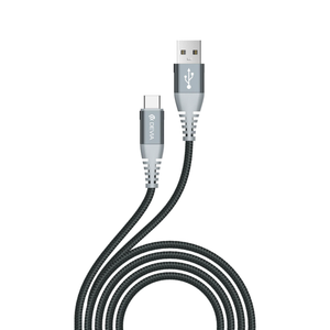 Shark Series Supercharge USB to TYPE- C Braid Cable 5A