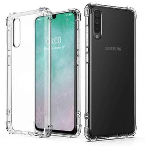 Samsung Galaxy A50 Clear Case