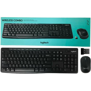 Logitech Combo Keyboard and Mouse