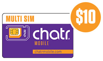 Chat R sim cards