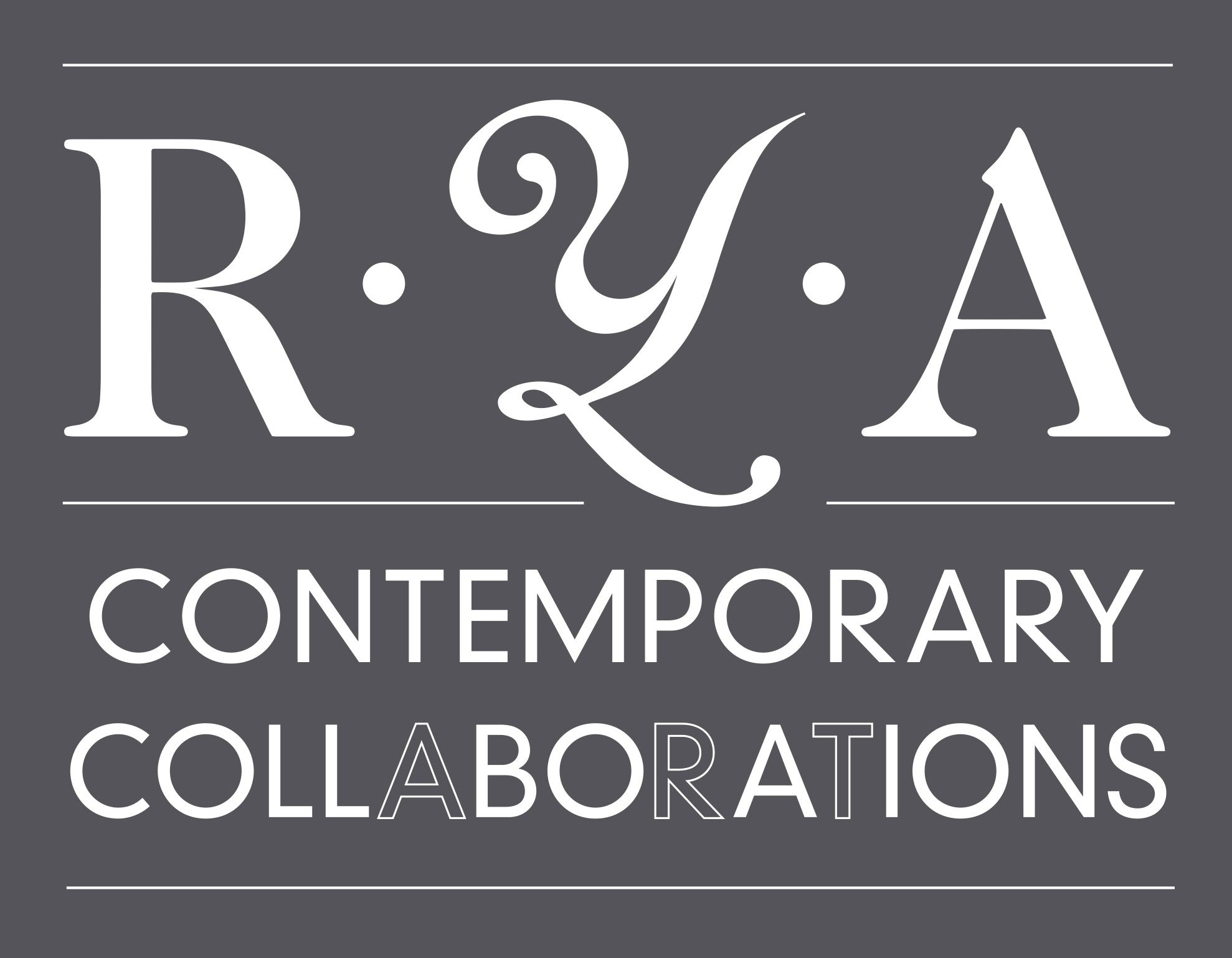 Contemporary Collaborations Artist Announcement